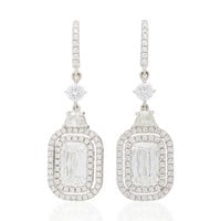 One-Of-A-Kind Ashoka Diamond Earrings | Moda Operandi