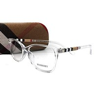 Eudoragift Burberry Eyeglasses Glasses Sunglasses 002