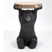 NEW! Bear Necessities Side Table