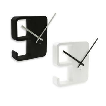 Karlsson Big 9 Wall Clock