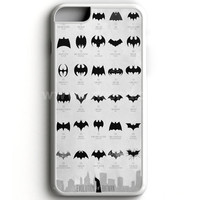 Evolution Of Batman iPhone 7 Case | aneend