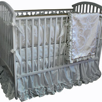 Arabesque Crib Bedding Set