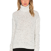 Fernwood Sweater in White