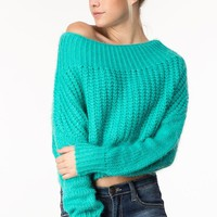 Chelsea Ribbed Knit Sweater