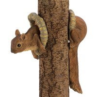 Garden Decor-Squirrel Tree Decor
