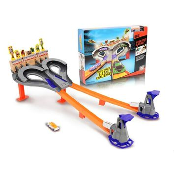 2017 New Hot Wheels Whirlwind Sporting Authorities Track Set Toys Best Gift For Boys Kids Including 1 Little Hot Wheels Car