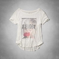 Oh Fudge Graphic Tee