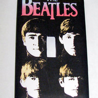 Light Switch Cover - Light Switch The Beatles
