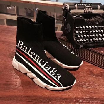 Best Online Sale Balenciaga Speed Stretch Knit Socks shoes