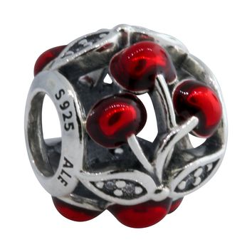Pandora 791900en73 Sweet Cherries Charm