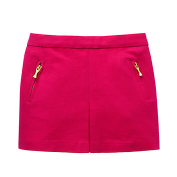Kate Spade Toddlers' Zip Pocket Skirt Sweetheart Pink