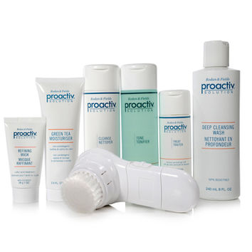 Buy Proactiv 6-Piece Micro-Crystal Treatment Set with Cleansing Brush, Proactiv Solution and Skin Care Kits from The Shopping Channel, Canada's home shopping network - Online Shopping for Canadians