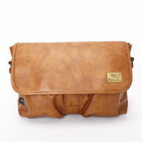 Shoulder Bags A4 Size PU Leather Men Bags Tote Bag [6542460803]