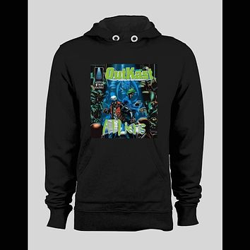 OUTKAST ATLIENS ALBUM COVER HOODIE /SWEATER