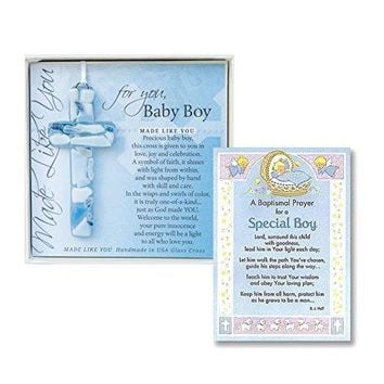 Baptism Wall Cross Christening Gifts For Boys