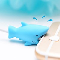 Cute Tiny Animal Cable Bite for Iphone Android Any Phone / USB Cable SD01619
