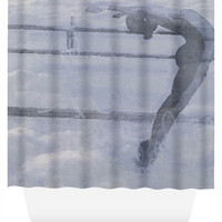 Dancing Frees My Soul Shower Curtain