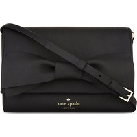 KATE SPADE NEW YORK - Francie Saffiano leather shoulder bag | Selfridges.com
