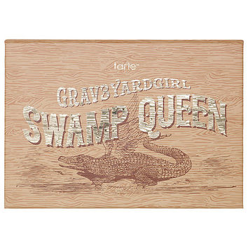 GRAV3YARDGIRL Swamp Queen Eye & Cheek Palette - tarte | Sephora
