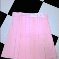 SWEET LORD O'MIGHTY! YOUR MOM TENNIS SKIRT IN PINK