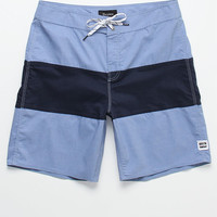 "Brixton Barge Colorblock 19"" Boardshorts at PacSun.com"