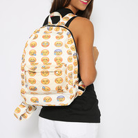 O'Mighty - Emoji Backpack - Print