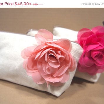 ON SALE Bridesmaid Clutches, Bridal Clutches Set of 3/4/5/6/7/8/9/10/11, Burlap Clutches, Bridesmaid Gifts, Bridal Party