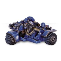 Space Marine Attack Bike | Games Workshop Webstore