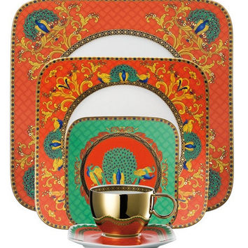 Versace Marco Polo Dinnerware Collection