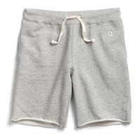 Cut Off Gym Shorts in Antique Mix