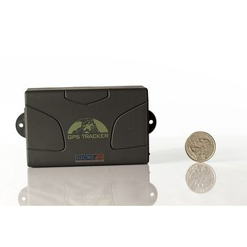 iTrack 2 GPS Tracker w/ Password Option Secure Tracking & Surveillance