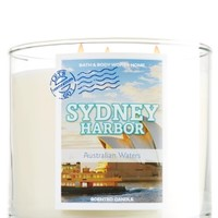 14.5 oz. 3-Wick Candle Sydney Harbor
