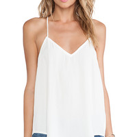 Toby Heart Ginger x Love Indie Cove Cami in White