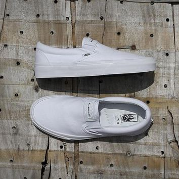 VANS X BALENCIAGA Slip-On Running Shoes 35-44