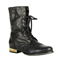 Steve Madden - TROOPALE BLACK GOLD