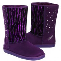 Purple Zebra Boots | Girls Boots Shoes | Shop Justice