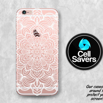 Best Clear Henna Iphone 6 Cases Products On Wanelo
