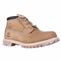Timberland Nellie Waterproof Ankle Boots - Wheat/Black