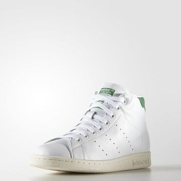 adidas Stan Smith Mid Shoes - White | adidas US