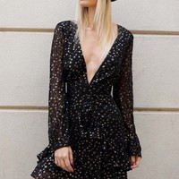 """Star Boy"" Lace Dress"