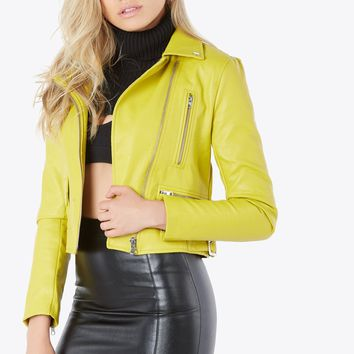 Rebel With A Cause Moto Jacket