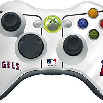 MLB Los Angeles Angels Xbox 360 Wireless Controller Skin - Los Angeles Angels Home Jer