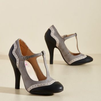 Accomplished Visionary Heel | Mod Retro Vintage Heels | ModCloth.com