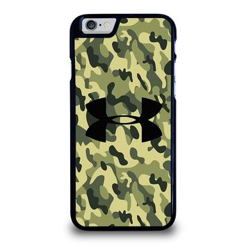 CAMO BAPE UNDER ARMOUR iPhone 6 / 6S Case Cover
