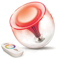 The 16 Million Color Lamp - Hammacher Schlemmer
