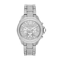 DCCKWA2 Michael Kors Watches Wren Stainless Steel Chrono Watch