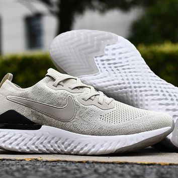 HCXX 19Aug 547 Nike Epic React Flyknit 2 Mesh Sneaker Breathable Casual Running Shoes