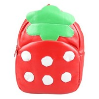 Lindalinda Linda Linda Strawberry Kids Bag, Little Kid Backpack, Children School Bag And Travel Bag