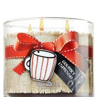 3-Wick Candle Gourmet Espresso