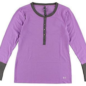 Under Armour Coldgear Infrared Henley - Women's